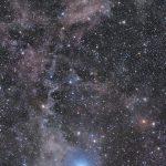 ペガスス座α星周辺