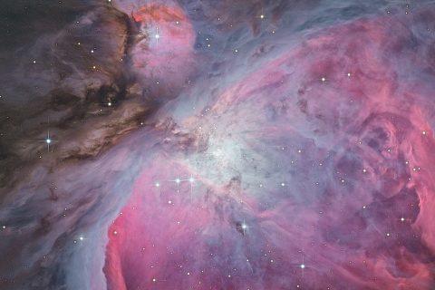 オリオン大星雲M42・高解像度の追求