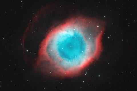 みずがめ座・らせん星雲(NGC7293)