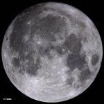 満月前後の月の美しさ