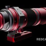 William Optics社製4枚玉鏡筒「RedCat 51」