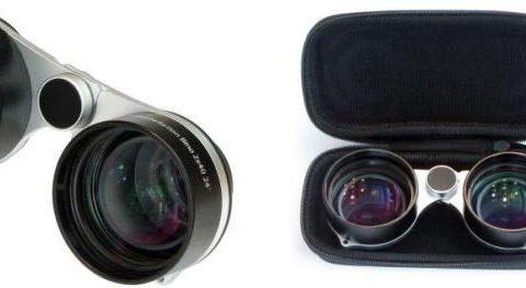星座双眼鏡、百花繚乱。笠井トレーディングがCS-BINO 2×40を発売。